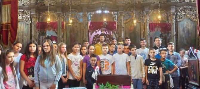 Молитва за почетак нове школске године у Гргуревцима