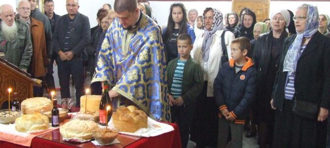Литургијски прослављен празник Рођења Пресвете Богородице у храму Покрова Пресвете Богородице у Петроварадину