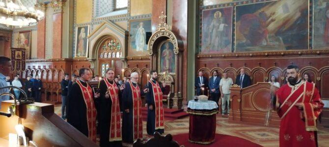 У Сремским Карловцима служен парастос Алексеју (Бранку) Радичивећу