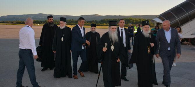Патријарх Иринеј предводио прославу јубилеја СПЦ у Црној Гори