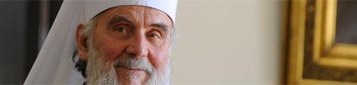 Његова Светост Патријарх српски г. Иринеј отпуштен са болничног лечења