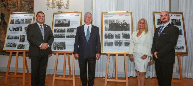 """Изложба """"Дипломатија ујединитеља – Краља Александра I"""" у Белом двору"""