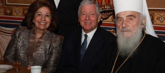 Краљевска породица на прослави јубилеја СПЦ у Жичи