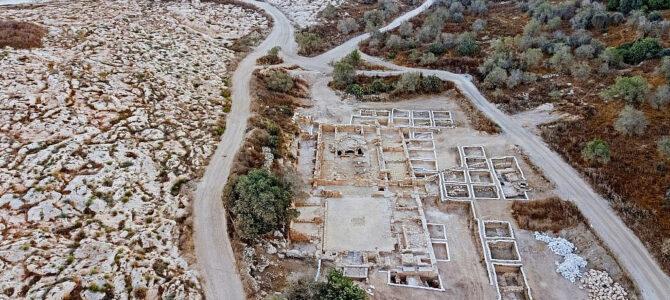 Код Јерусалима откривена црква стара 1500 година