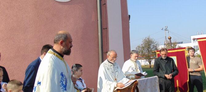Слава цркве Свете Петке у Сурчину
