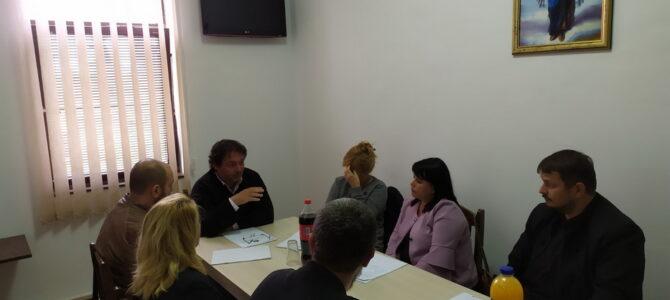Састанак тима архијерејског намесништва шидског