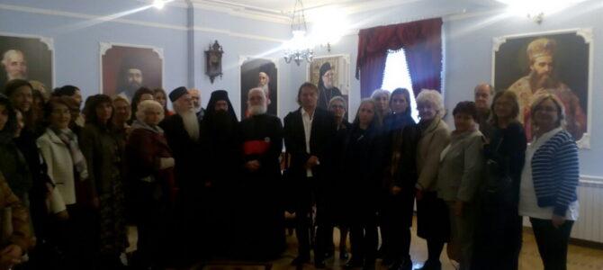 56. Сабор библиотекара Срема у манастиру Раковац