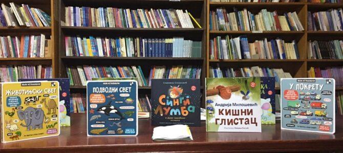 Најава: Поклон представа за најмлађе чланове библиотеке у Руми