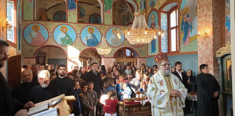 Обележена слава архијерејског намесништва шидског – Свети Стефан и Јелена (Штиљановић)