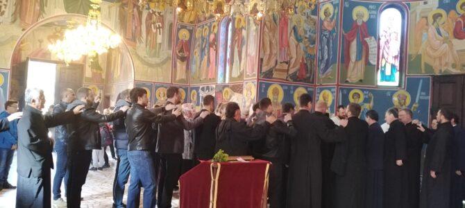 Обележена слава архијерејског намесништва румског – Свети Јован Богослов