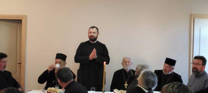 Беседе свештенослужитеља на обележавању славе архијерејског намесништва румског