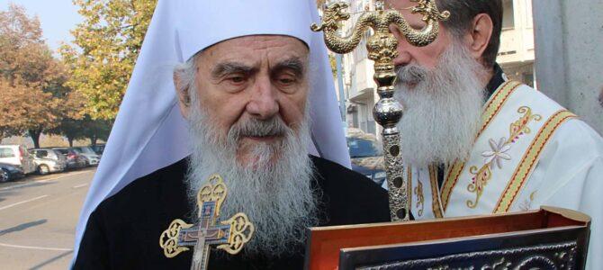 Најава: Патријарх српски г. Иринеј у недељу служи у Реснику