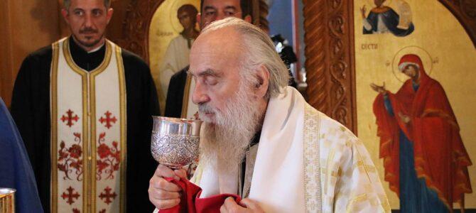 Најава: Патријарх српски на слави Храма Светог Луке у Кошутњаку
