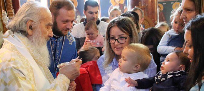 Слава цркве Свете Петке на Чукаричкој падини
