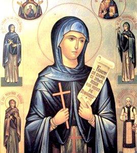 Преподобна мати Параскева – Света Петка