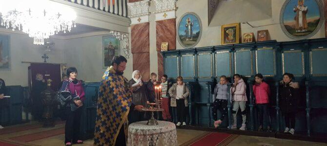 У Беочин селу литургијски прослављени Свети Лука и Свети Петар Цетињски