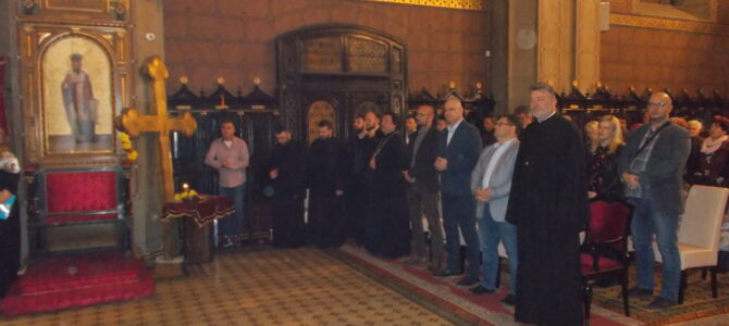Празнични концерт у навечерје славе Светог Великомученика  Димитрија у Сремској Митровици