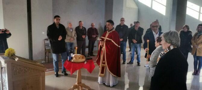 Аранђеловдан прослављен у Илоку
