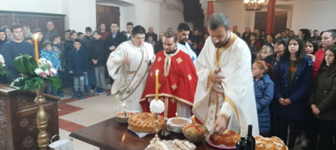 Прослава храмовне славе у Вашици и 800 година аутокефалности Српске Православне Цркве