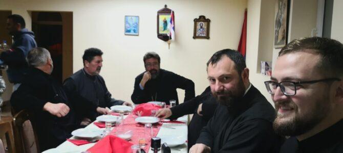 Одржан братски састанак Архијерејског намесништва румског