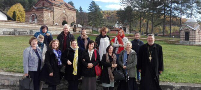 Чланови црквеног хора храма Светог Димитрија у Сремској Митровици посетили манастир Лелић