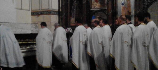 Из Руме испраћене мошти Светог Арсенија Сремца