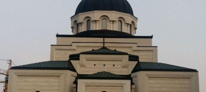 Најава: Патријарх српски г. Иринеј на слави храма Светог Димитрија на Новом Београду