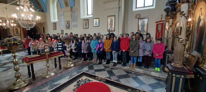 Слава храма Ваведења Пресвете Богородице у Бешки