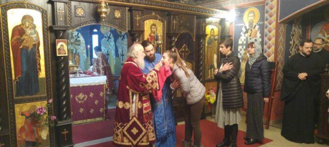 Његова Светост Патријарх српски г. Иринеј богослужио на Карабурми