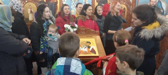 Празник Материце у сремскомитровачком храму Светих Кирила и Методија
