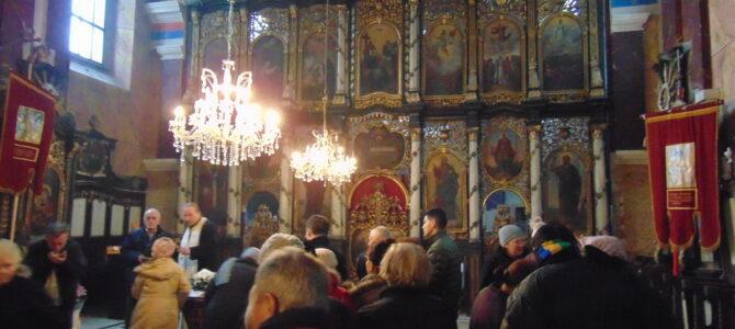 Ваведење Пресвете Богородице у добановачком храму Светог Николаја