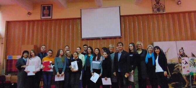 Општинско такмичење ученика Веронауке из беседништва у Сурчину