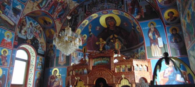 Освећен живопис у манастиру Свете Петке у Беркасову