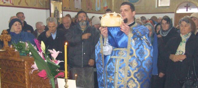 Литургијски прослављен празник Ваведење Пресвете Богородице у Петроварадину