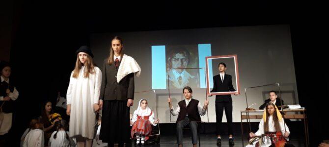 """Представа """"Даница, случај уметника"""" из Бешке  у Културном центру Инђија"""