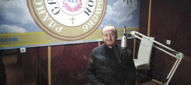 ЗАЈЕДНИЧАРЕЊЕ: Jереј Ђорђе Санчанин, парох прве парохије храма Вазнесења Господњег у Руми