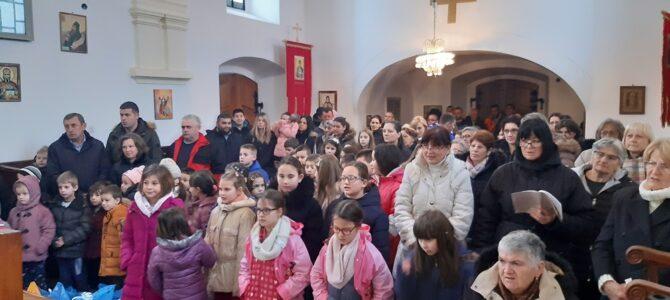 Прослава Светог Саве у Прогару
