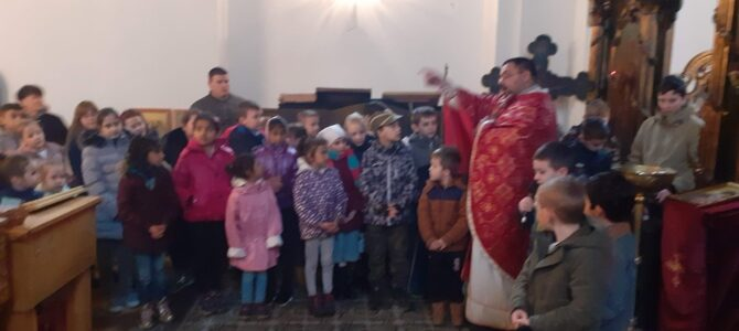 Прослава Светог Саве у Петровчићу