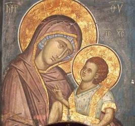 Пресвета Богомајка – заштитница васцеле творевине