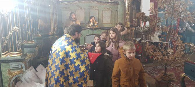 Прослава Светог Саве у храму Преображења Господњег у Беочину