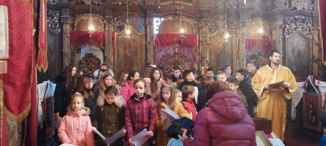 Школска слава Свети Сава у Гргуревцима и Шуљму