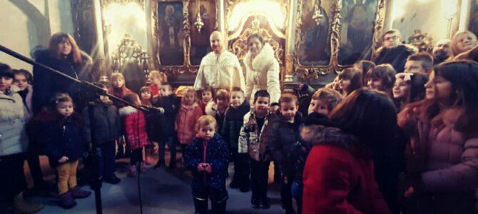 У храму Вазнесења Господњег у Руми свечано прослављен празник Светог Саве