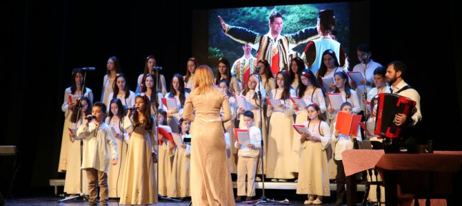 "Новогодишњи празнични концерт дечијег црквеног хора ""Благослов"" у Сремској Митровици"
