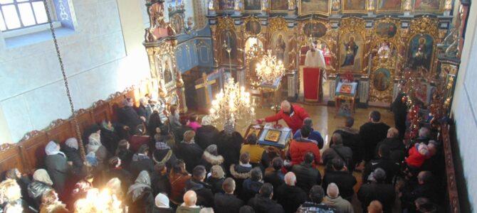 Божић у цркви Свете Петке у Сурчину