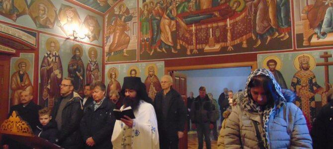 Уочи Светог Саве у манастиру Раковцу