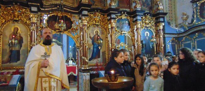 Свети Сава прослављен у цркви Свете Петке у Сурчину