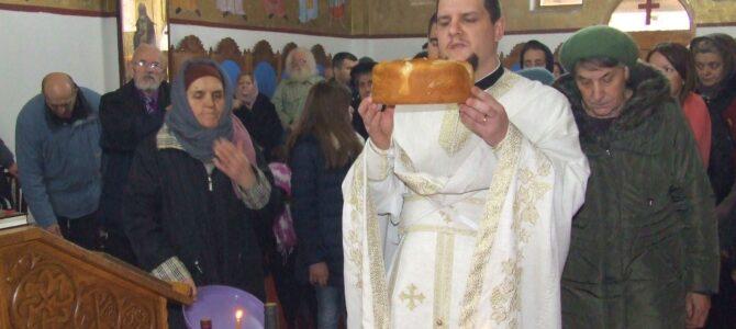 Свети Игњатије литургијски прослављен у Петроварадину