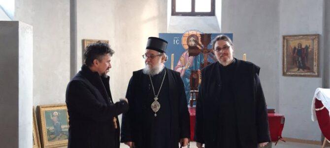 Владика сремски г. Василије посетио Илочку парохију