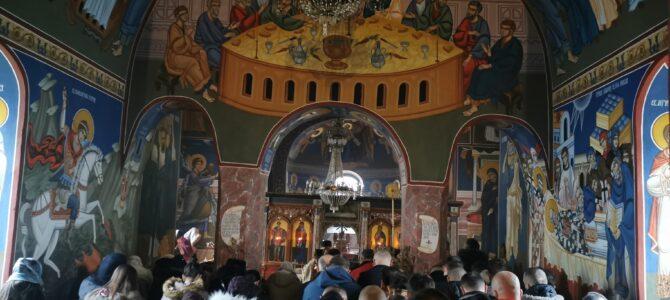 Богојављење у манастиру Велика Ремета