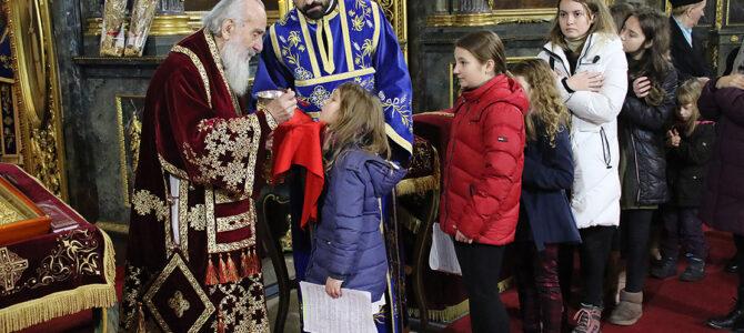 Најава: Патријарх српски г. Иринеј на Јовањдан у Цркви на Централном гробљу